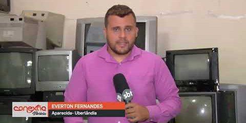 TV Vitoriosa - Veja como fazer o descarte correto de TVs, computadores e celulares